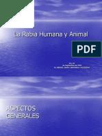 La Rabia Humana y Animal 2007-1