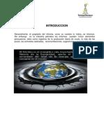 Informe de Hidrocarburos