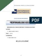 Monografia Responsabilidad Social