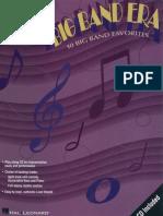 Jazz Play Along Vol. 28 - Big Band Era