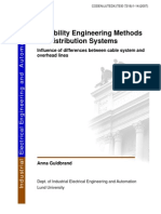 Reliability Engineering Methods