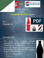 Coke Pepsi Dispute