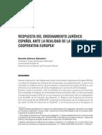 Sociedad Cooperativa Europea