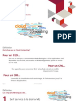 Le Cloud Computing