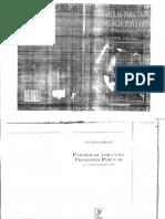 Célestin Freinet - Parábolas para una pedagogia popular