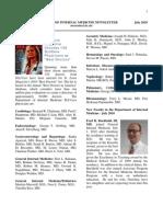 Newsletter 72010