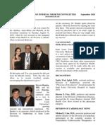 Newsletter Sept2010