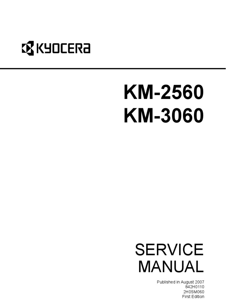 kyocera 2560 | Electrical Connector | Image Scanner
