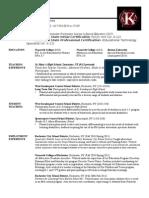 arendt alicia resume