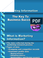 Marketing Research PowerPoint