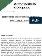 16 Economic Census Karnataka