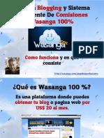 Sistema Inteligente De Comisiones Wasanga 100%