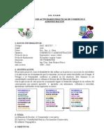 Proy. de Activ. Prácticas d Comercio y Administrac.