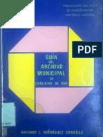 Guia Archivo Municipal Sanlúcar de Barrameda