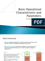 AW-Basic Operational Charakteristics and Parameters