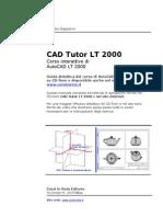 Corso CAD Tutor LT