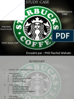 Starbuck Global Strategy and Executive Summary Final