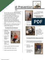 Fall Prevention Newsletter