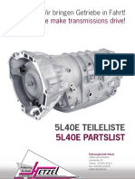 5L40E Parts