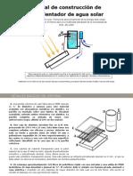 Manual Colector Solar