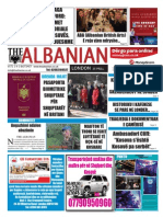 The Albanian in London 25th of April 2013