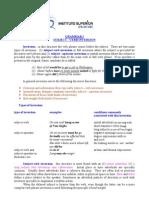 5 Subject-Verb Inversion