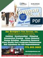 Coupon Book - Carson City, Gardnerville, Minden