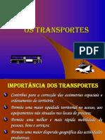 Os Transportes