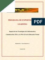 Impacto de Las TICS y Las Redes Sociales en La Educacion