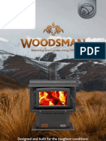Woodsman Brochure 2013