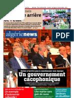 Algerie News Du 27.04.2013