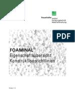 Alu-Schaum-Design Guidelines German V14