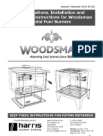 Woodsman-Installation Instructions Flare Draft