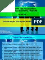 KH(PK) Tingkatan 1 - Perkembangan Perniagaan dan Masa Depanya