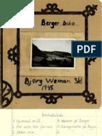 Berger boka - Bjørg Weman - 3. Kl_komp