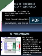 Tipos de Transformadores y Transformador Seco Edificio l