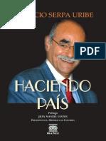 Libro Horacio Serpa
