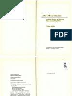 Miller Late Modernism