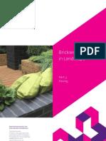 Brick in Landscape Pt 3 Paving