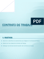 Index Contrato de Trabajo