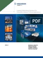 Hirschmann Networking Catalog Rev 8