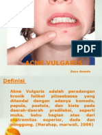 Presentasi Acne Pemfigus