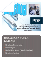 Slide Laringologi