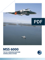 Swedish Space Corporation MSS 6000 Brochure