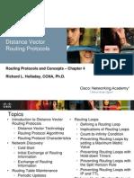 CCNA E2 04 Distance Vector Routing Protocols