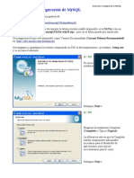 MySQL-Instalacion y Configuracion