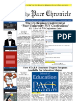 Pace Chronicle - 4.10.13 Issue