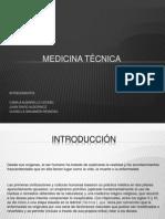 Medicina Tecnica