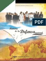 MONTENEGRO El Marco Normativo y Doctrinario de La Defensa Nacional