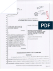 Recall Arpaio Constitutionality Lawsuit - Motion For Sanctions